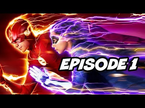 The Flash Season 5 Episode 1 Trailer and Bart Allen News Explained thumbnail