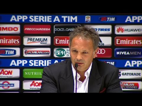 """Mihajlović: """"We want to win this competition"""" 