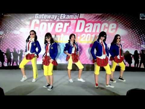 """Crayon BLINK"" cover ""Crayon POP"" @ audition ""Gateway Ekamai Cover Dance Contest 2013"""