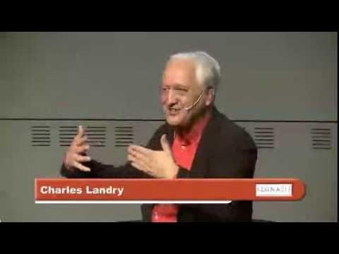 Чарльз лэндри - ведущий британский специалист по развитию городов, автор многочисленных книг по городскому развитию