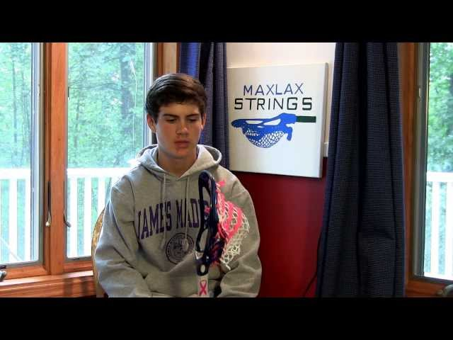Max's Lacrosse Stringers Tips - Introduction