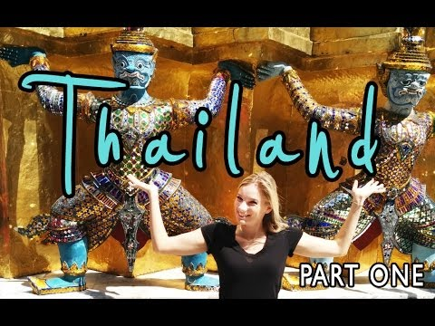 MY THAI ADVENTURE w/ CONTIKI – Part One (Bangkok, THAILAND)