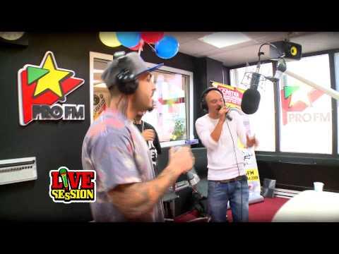 Puya si Alex Velea - Freestyle [ProFM LIVE Session]