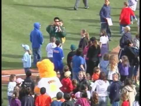 Fresno Grizzlies Mascot Parker Video
