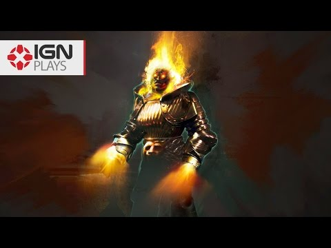 Path Of Exile: The Awakening's First Boss - Ign Plays video