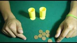 Magia Monete Volanti-magic trick by MagicAndry