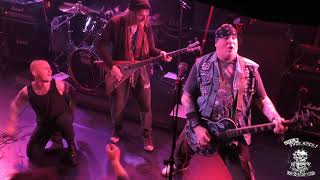 Discharge Live in Athens on November 3rd 2017 Full Set