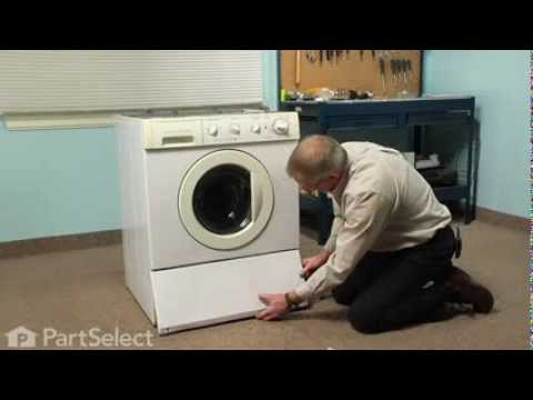 Kenmore he2 washing machine washer drain problem fixed for Kenmore washer motor replacement