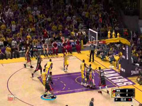 Gameplay - Nba 2k13  Pc [pt/br]