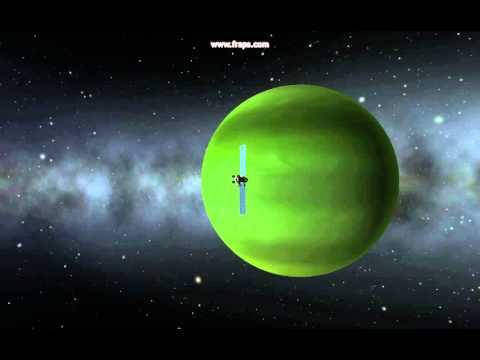 Jool Time-Warped Orbit