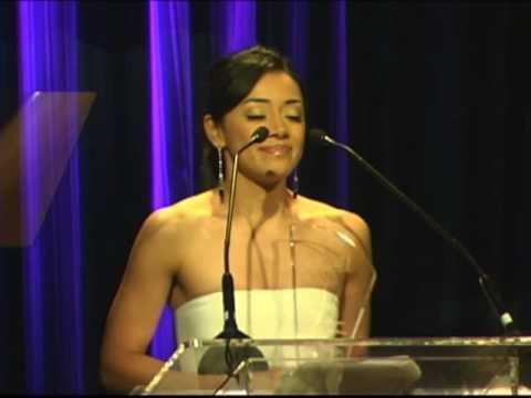 Aimee Garcia Award Acceptance Speech Video