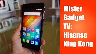 Mister Gadget TV:  HiSense C20 King Kong