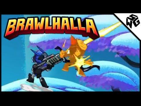 Isaiah Blaster 0 to Death - Brawlhalla Gameplay