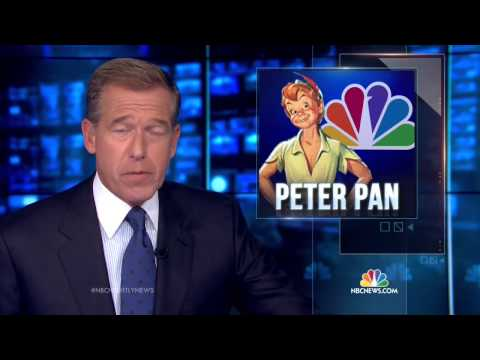 Brian Williams Casually Embarrasses His Daughter