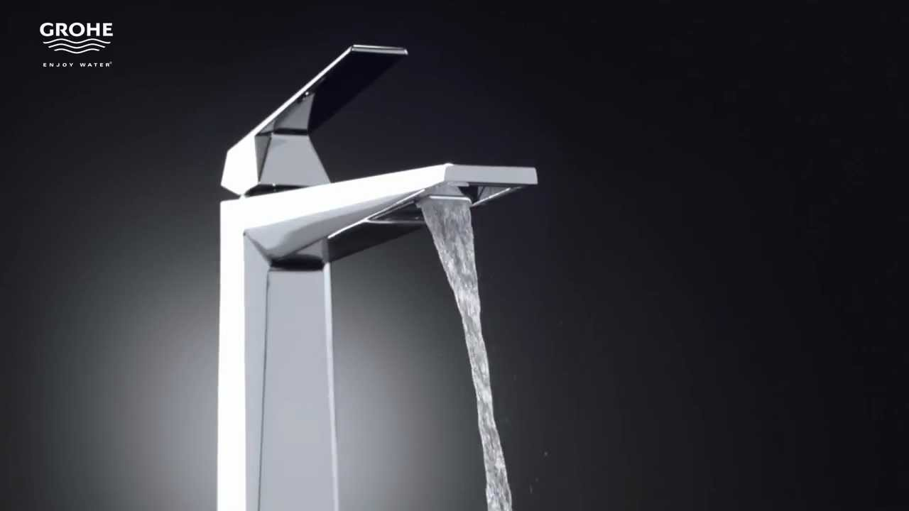 GROHE Allure Brilliant Product Video YouTube