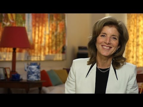 Introducing Caroline Kennedy, U.S. Ambassador to Japan