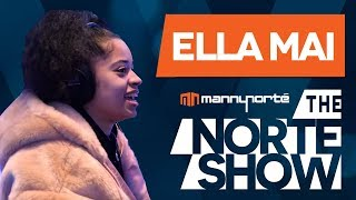 Download Lagu Ella Mai Talks Chris Brown, Chip, New Music & More With Manny Norte Gratis STAFABAND