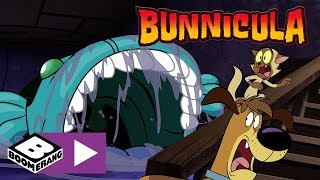 Bunnicula | Cellarmander Eats Bunnicula | Boomerang UK