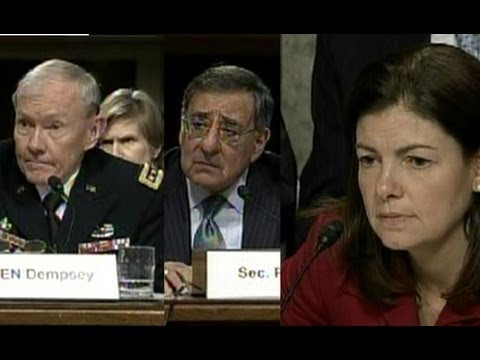 Kelly Ayotte at the Benghazi Hearing February 7, 2013