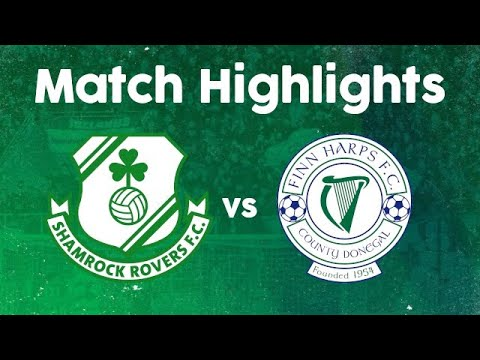 Match Highlights | Rovers 3-1 Finn Harps | 1 August 2020
