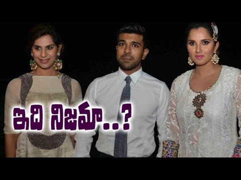 Ram Charan Forces Sania Mirza Divorce!