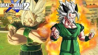 GOKUS THIRD SON XICOR! Xicor, The Hybrid God Of Abomination | Dragon Ball Xenoverse 2 PC Mods