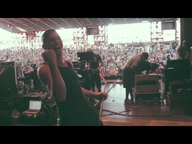ENTER SHIKARI - Warped Tour 2014. #4 [VIDEO DIARY. Episode 2].
