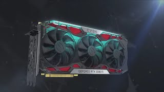 EVGA GeForce RTX 20-Series with iCX2 Technology