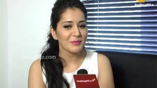 Rashi Khanna: Playing an older character in