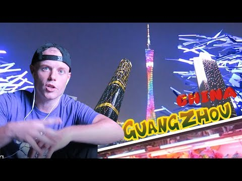 CITY OF THE FUTURE?! 🇨🇳🌸 MUST Visit in Asia | Guangzhou China Canton Tower Tour, Travel Vlog Ep08
