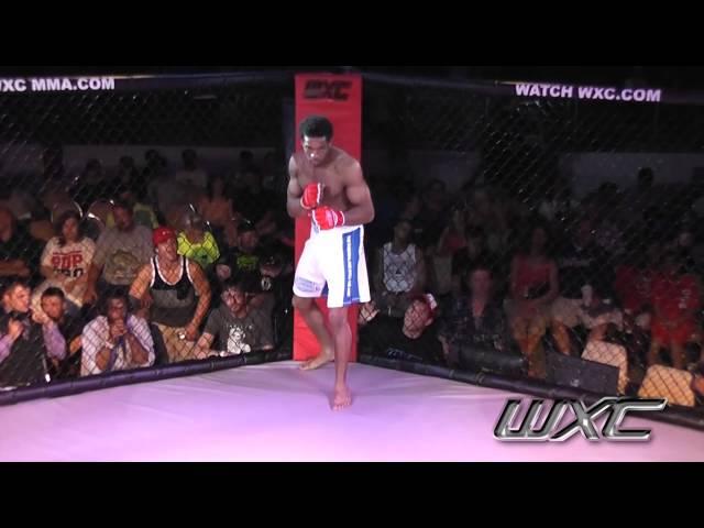 Luke Sheer vs Floyd Jones WXC 50