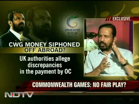 NDTV Exclusive: Suresh Kalmadi on CWG corruption charges