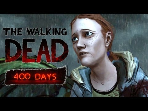 The Walking Dead 400 Days Gameplay Walkthrough Part 4 - Bonnie
