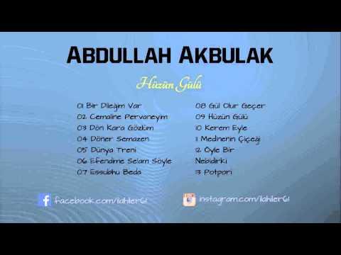 Abdullah Akbulak - Efendime Selam Söyle [2015 Yeni Albüm] (Hüzün Gülü)   Yeni ilahi 2015 dinle