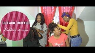 Problème de noire : Se faire coiffer - Black girls problems de Sosolazy