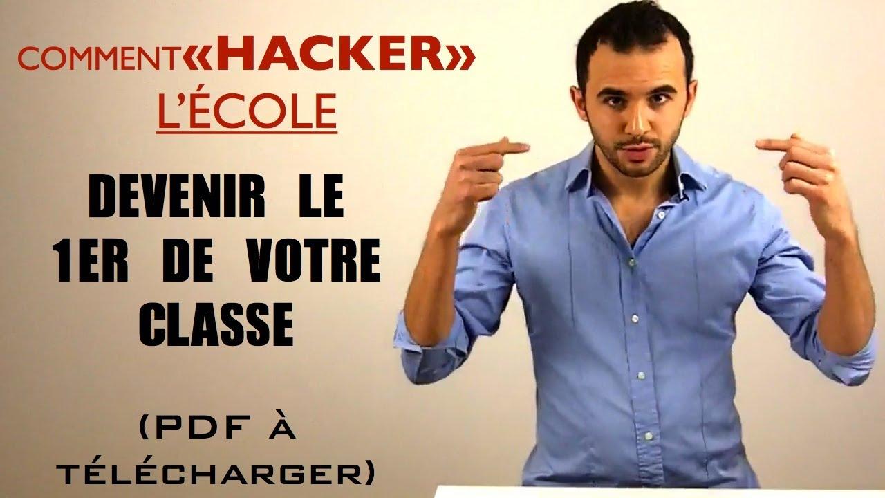 comment tre le premier de sa classe major de votre promotion hacker l 39 cole youtube. Black Bedroom Furniture Sets. Home Design Ideas