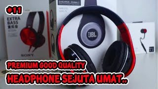 Headphone JBL S990 Wireless Bluetooth Premium Quality Extra Bass [UNBOXING & REVIEW]