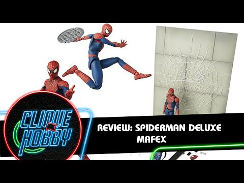 Review: Action Figure Homem Aranha 2 DX Set Mafex Medicom / Boneco Spider Man 2 Deluxe Set  004