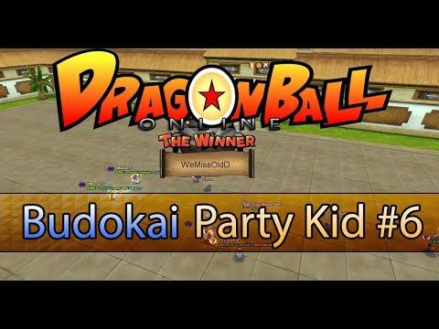 DBO GLOBAL - Budokai Kid Dragon Clan GP ( 20-04-2018 )