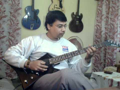 Kuch Khas hai from FASHION  on Guitar