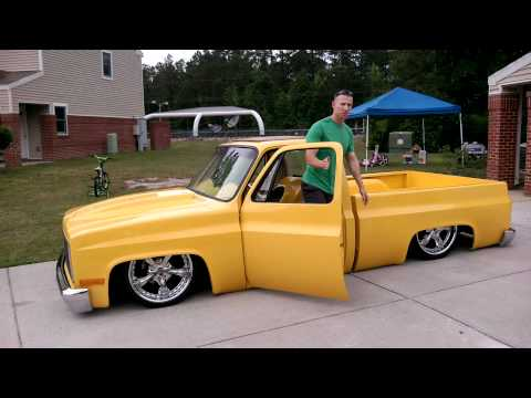 Custom 1986 C10 Chevy Truck