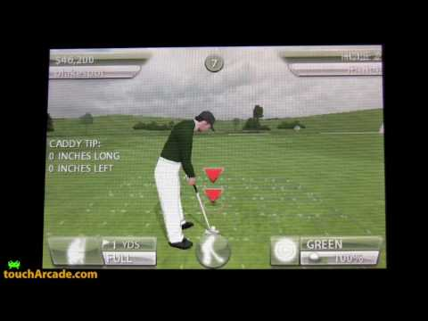Tiger Woods PGA Tour Golf for iPhone