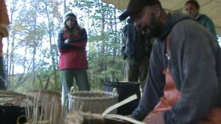 Making an Ash Basket with Mark Young (you may never look at a basket the same way again)