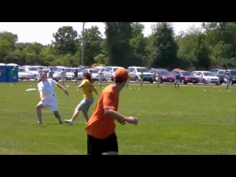2010 Ultimate Frisbee College Nationals Highlights Video