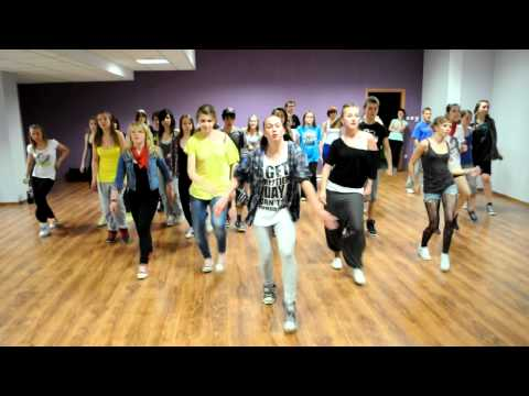 Układ Do Flash Moba, Bogdan Sorokhman (bob), Beyonce - Let's Move! video