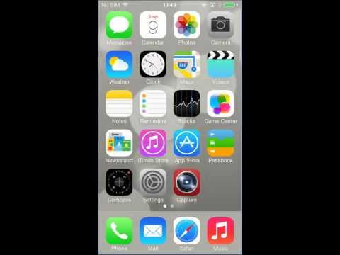 วิธีการตั้งค่าเพื่อให้ iPhone. iPad และ iPod touch ประหยัดแบตเตอรี่