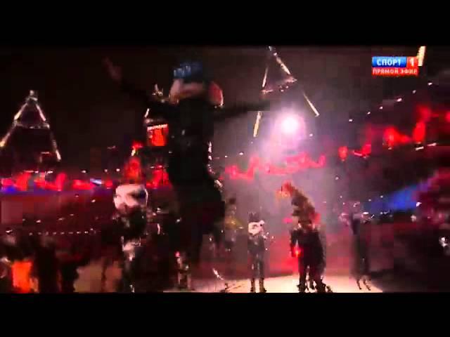Выступление секс пистолс на олимпиаде в лондоне