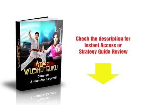 Age of Wushu Guru Review - Strategy Guide for Age of Wushu