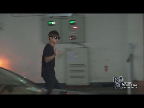 [khjcmf]140829 Kim Hyun Joong 김현중 Guangzhou video