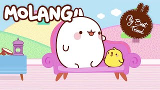 Molang Compilation #3 - My Best Friend - Cartoon for kids